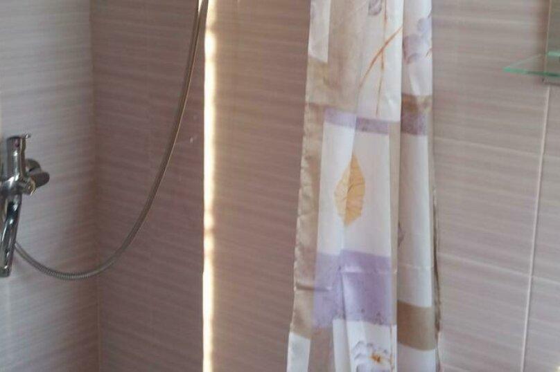 Двухместный номер Делюкс с 1 кроватью и ванной     №2, Одесская, 25, Ейск - Фотография 8