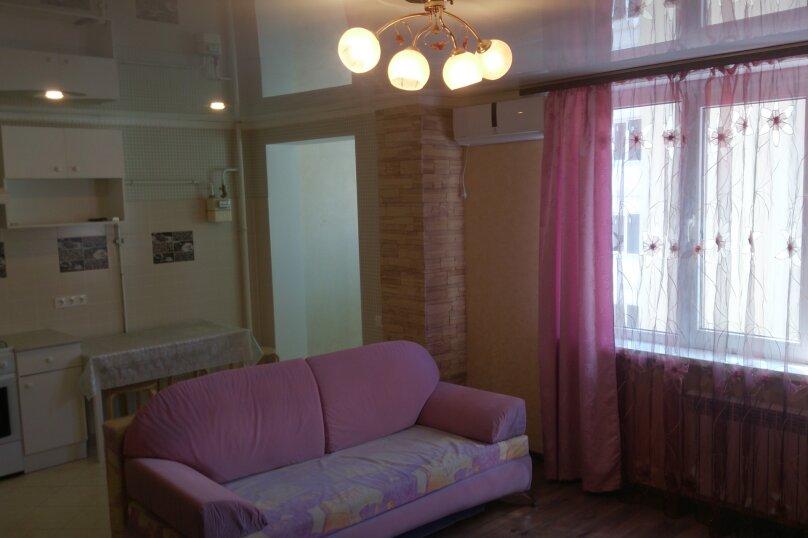 1-комн. квартира, 38 кв.м. на 3 человека, улица Калараша, 12Г, Туапсе - Фотография 10