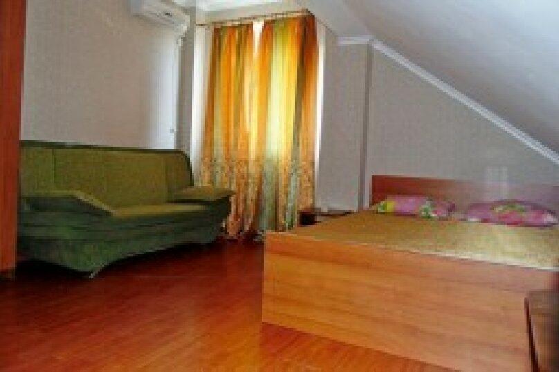 Четырехместный номер, улица Агафонова, 96Б, Черноморское - Фотография 6