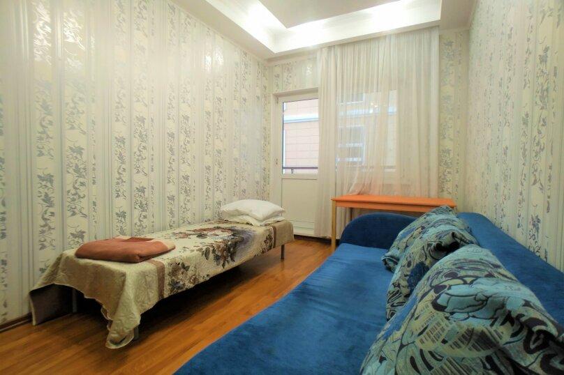 2-комн. квартира, 95 кв.м. на 6 человек, Демократическая улица, 43, Адлер - Фотография 6