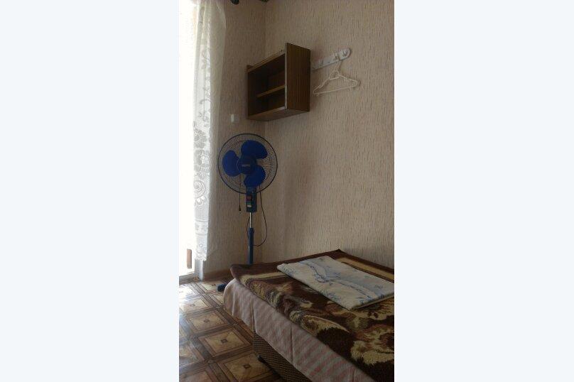 2-х местный эконом, улица Калинина, 10, Коктебель - Фотография 10