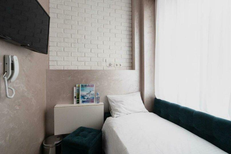 Одноместный номер, Лахтинская улица, 23Б, Санкт-Петербург - Фотография 1