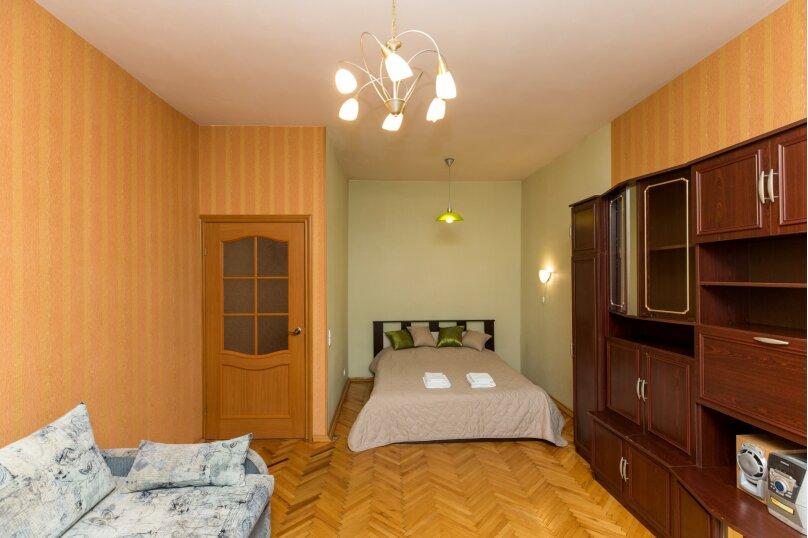 1-комн. квартира, 39 кв.м. на 4 человека, улица Типанова, 16, Санкт-Петербург - Фотография 2