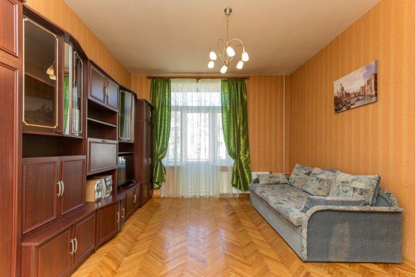 1-комн. квартира, 39 кв.м. на 4 человека, улица Типанова, 16, Санкт-Петербург - Фотография 4