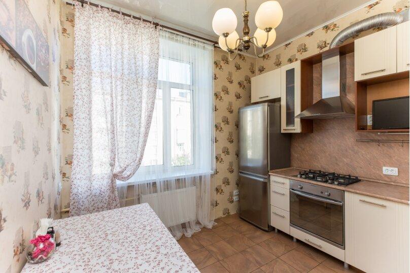 1-комн. квартира, 39 кв.м. на 4 человека, улица Типанова, 16, Санкт-Петербург - Фотография 9