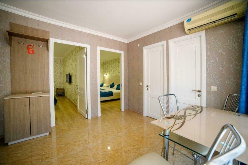 Апартаменты 2х-комнатные с кухней 4х-местные, улица Гоголя, 17, Геленджик - Фотография 2