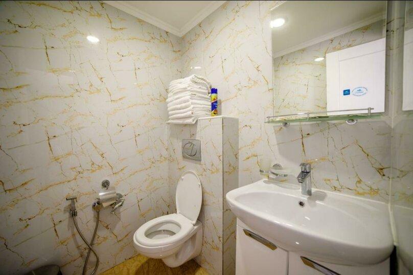 Апартаменты 2х-комнатные с кухней 4х-местные, улица Гоголя, 17, Геленджик - Фотография 4