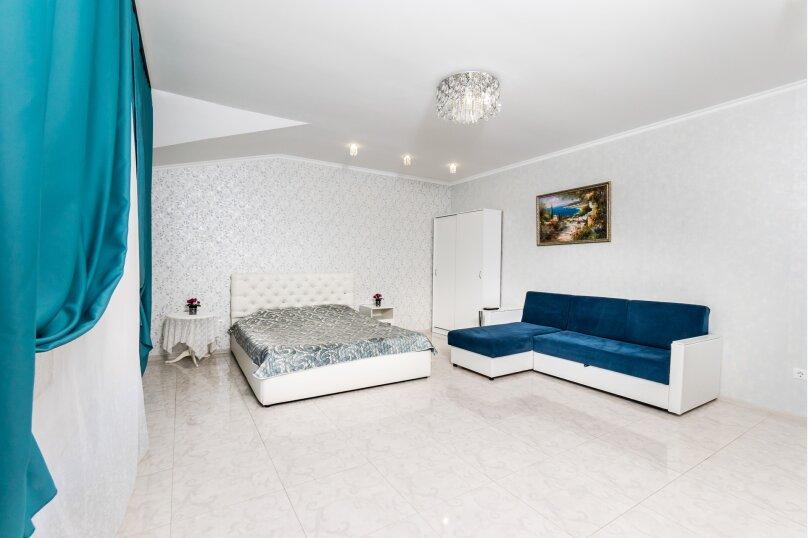 1-комн. квартира, 55 кв.м. на 6 человек, микрорайон Горизонт, 57, Ольгинка - Фотография 4