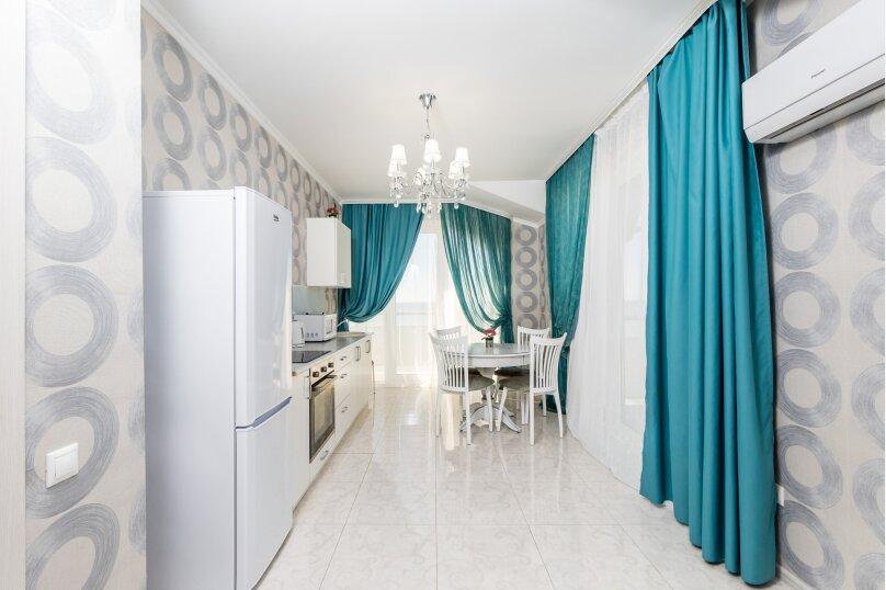 1-комн. квартира, 55 кв.м. на 6 человек, микрорайон Горизонт, 57, Ольгинка - Фотография 9