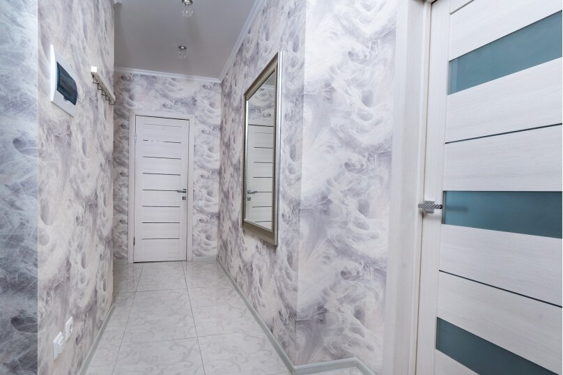 1-комн. квартира, 55 кв.м. на 6 человек, микрорайон Горизонт, 57, Ольгинка - Фотография 10
