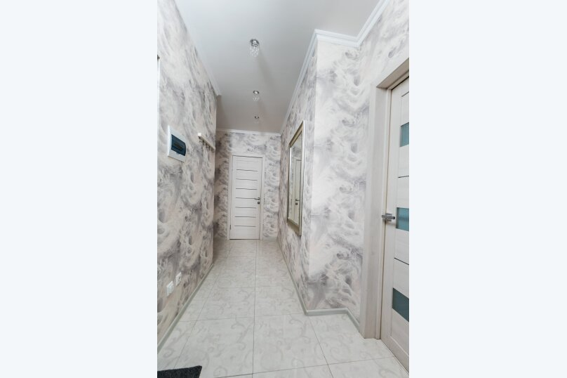 1-комн. квартира, 55 кв.м. на 6 человек, микрорайон Горизонт, 57, Ольгинка - Фотография 11