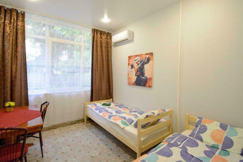 Двухместный номер с 2 отдельными кроватями и ванной комнатой, улица Островского, 47, Сочи - Фотография 5