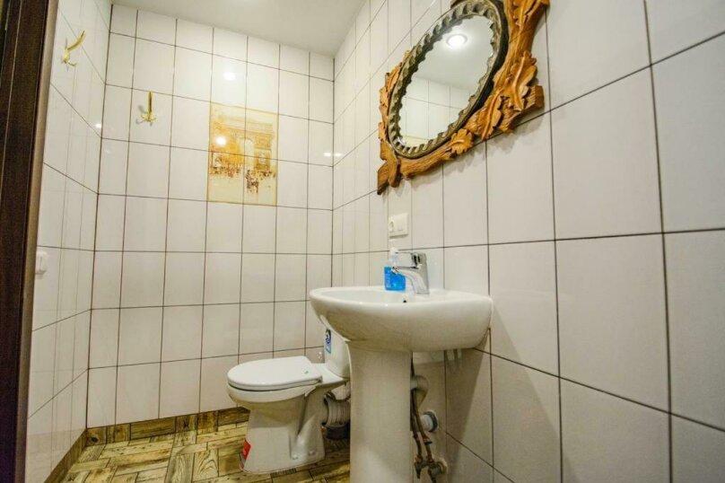 Бюджетный двухместный номер с 1 кроватью (без окна), улица Островского, 47, Сочи - Фотография 3
