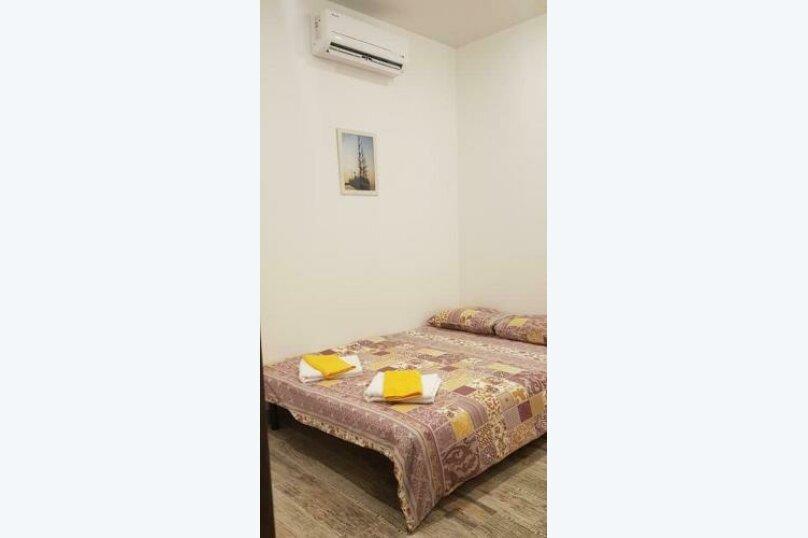 Бюджетный двухместный номер с 1 кроватью (без окна), улица Островского, 47, Сочи - Фотография 5