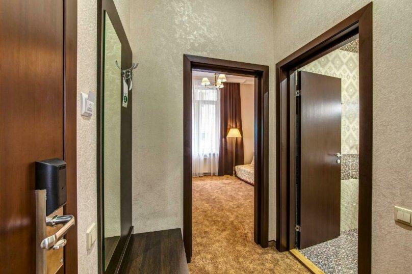 Люкс 2х-комнатный с балконом 2х-местный, улица Островского, 35, Геленджик - Фотография 6