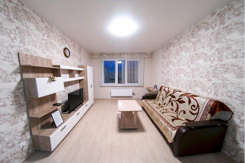 1-комн. квартира, 43 кв.м. на 4 человека, улица Богдана Хмельницкого, 40, Иваново - Фотография 2