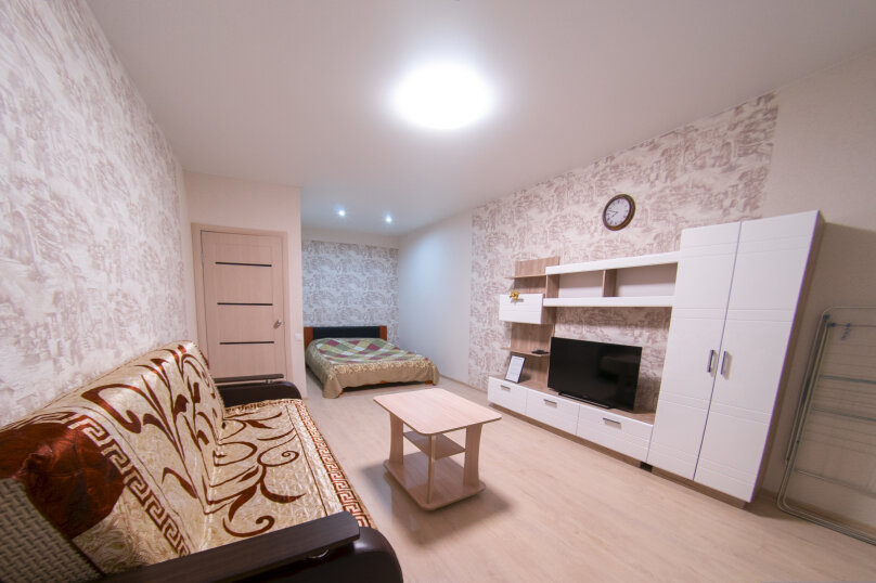 1-комн. квартира, 43 кв.м. на 4 человека, улица Богдана Хмельницкого, 40, Иваново - Фотография 4