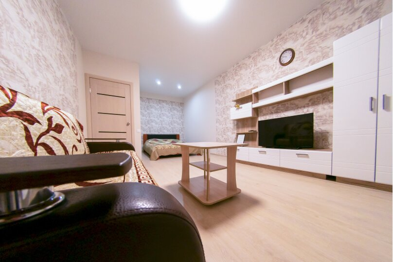 1-комн. квартира, 43 кв.м. на 4 человека, улица Богдана Хмельницкого, 40, Иваново - Фотография 7