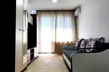 1-комн. квартира, 36 кв.м. на 4 человека, микрорайон Горизонт, 17, Ольгинка - Фотография 1