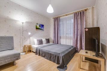 1-комн. квартира, 35 кв.м. на 4 человека, Фряновское шоссе, 64/2, Щелково - Фотография 1