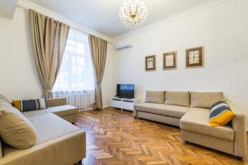2-комн. квартира, 65 кв.м. на 4 человека, Газетный переулок, 13, Москва - Фотография 1