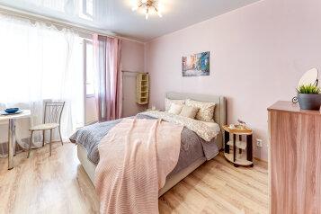 1-комн. квартира, 34 кв.м. на 2 человека, проспект Королёва, 71к1, Санкт-Петербург - Фотография 1