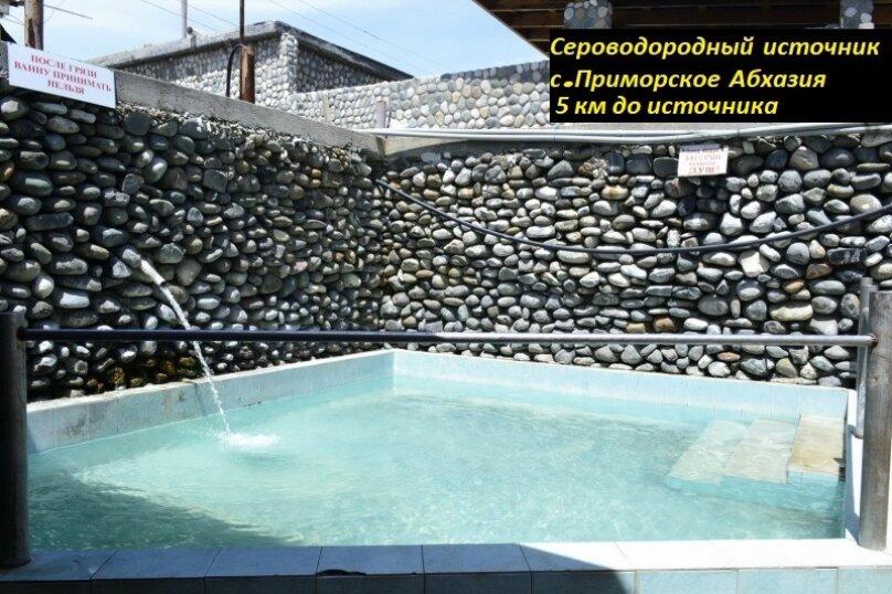 "База отдыха ""Мандарин"" , улица Эшба, 24 на 10 комнат - Фотография 13"