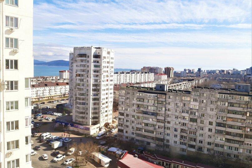 1-комн. квартира, 32 кв.м. на 4 человека, улица Черняховского, 21, Новороссийск - Фотография 10