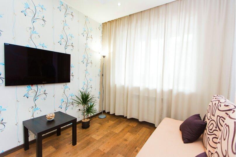 1-комн. квартира, 36 кв.м. на 4 человека, улица Фрунзе, 8В, Тольятти - Фотография 3