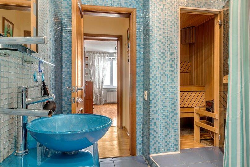 2-комн. квартира, 65 кв.м. на 5 человек, улица Воровского, 36Б, Челябинск - Фотография 2