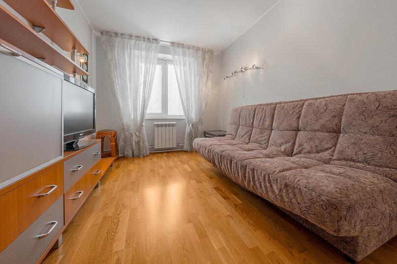 2-комн. квартира, 65 кв.м. на 5 человек, улица Воровского, 36Б, Челябинск - Фотография 14