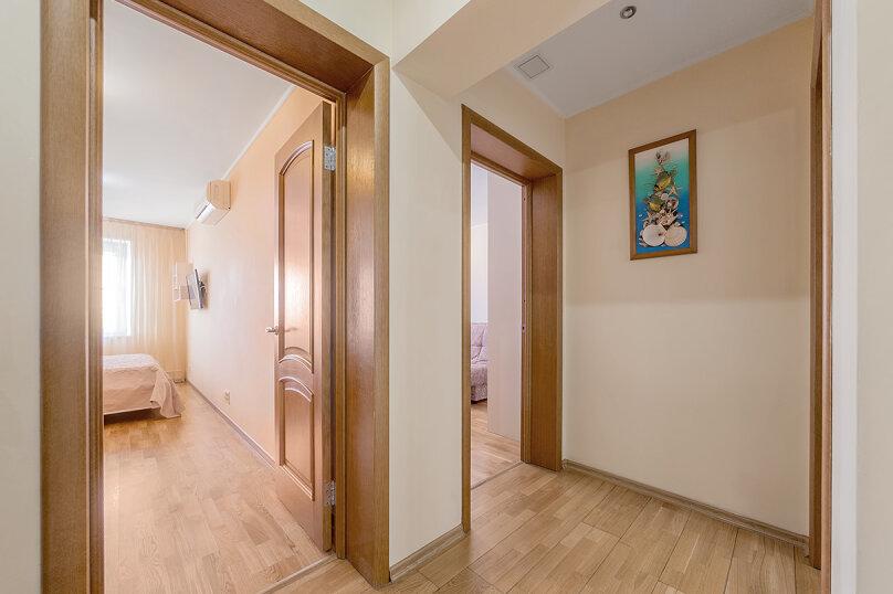 2-комн. квартира, 65 кв.м. на 5 человек, улица Воровского, 36Б, Челябинск - Фотография 17