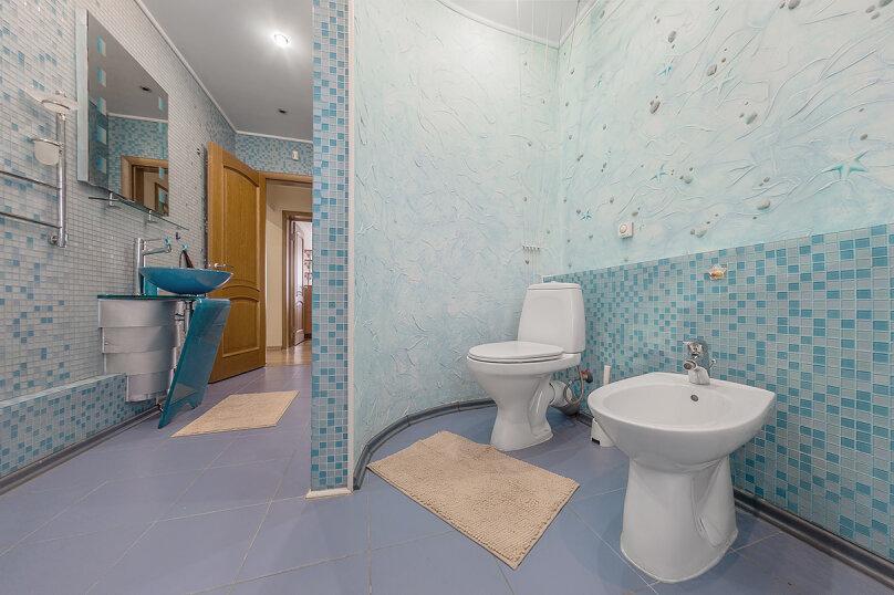 2-комн. квартира, 65 кв.м. на 5 человек, улица Воровского, 36Б, Челябинск - Фотография 21