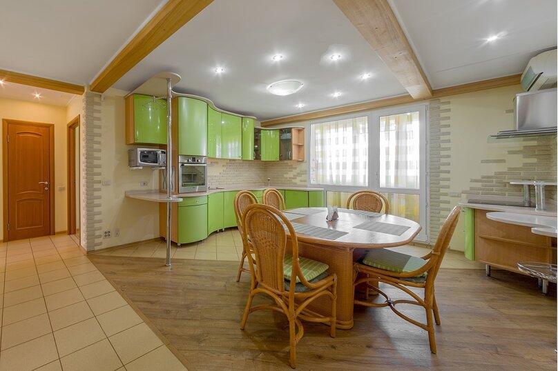3-комн. квартира, 65 кв.м. на 5 человек, улица Воровского, 36Б, Челябинск - Фотография 3