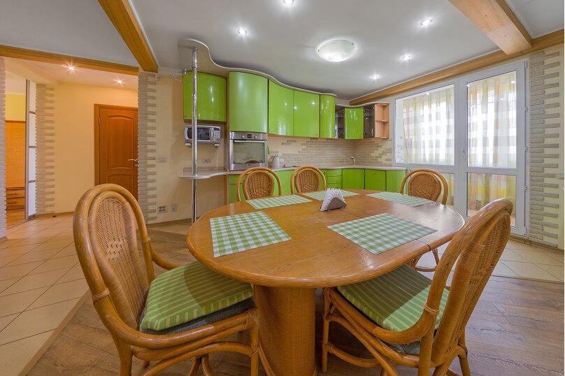 3-комн. квартира, 65 кв.м. на 5 человек, улица Воровского, 36Б, Челябинск - Фотография 4