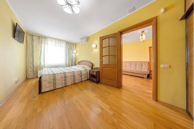3-комн. квартира, 65 кв.м. на 5 человек, улица Воровского, 36Б, Челябинск - Фотография 7