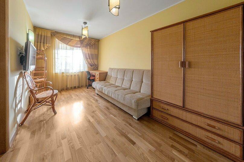 3-комн. квартира, 65 кв.м. на 5 человек, улица Воровского, 36Б, Челябинск - Фотография 10