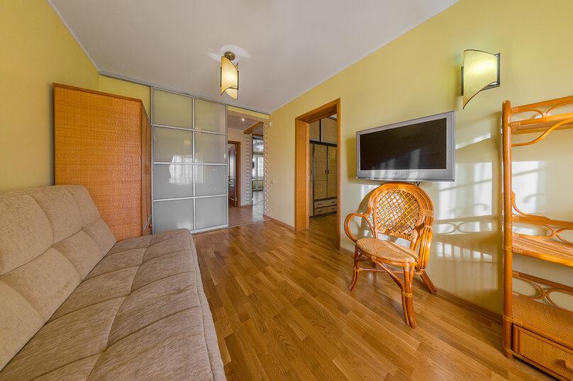 3-комн. квартира, 65 кв.м. на 5 человек, улица Воровского, 36Б, Челябинск - Фотография 11