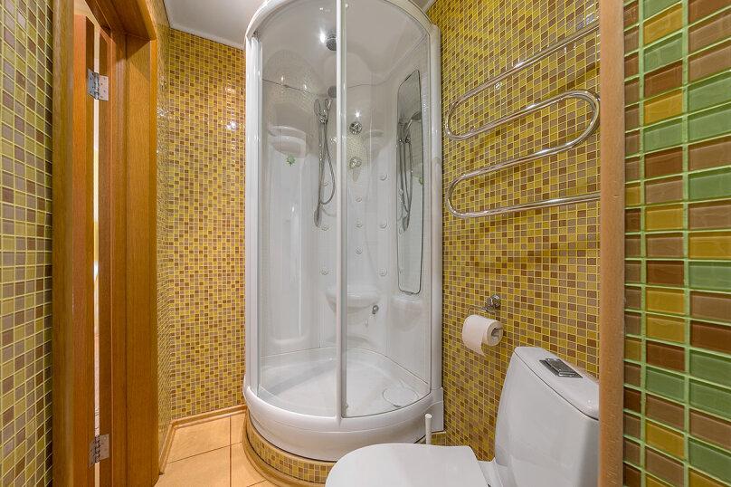 3-комн. квартира, 65 кв.м. на 5 человек, улица Воровского, 36Б, Челябинск - Фотография 15