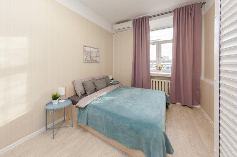 2 - местный стандартный номер с одной двуспальной кроватью king-size, Шарикоподшипниковская улица, 40, Москва - Фотография 4