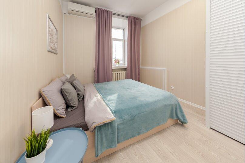2 - местный стандартный номер с одной двуспальной кроватью king-size, Шарикоподшипниковская улица, 40, Москва - Фотография 5