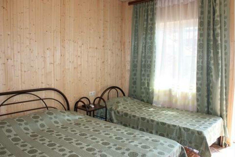 """""""Стандарт"""" (1-комнатный), улица Лакоба, 26, Цандрыпш - Фотография 7"""