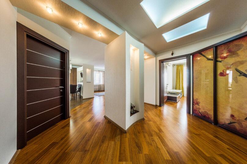 3-комн. квартира, 70 кв.м. на 6 человек, улица Братьев Кашириных, 34, Челябинск - Фотография 20