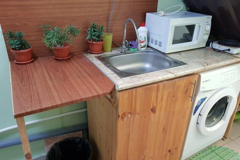 Двухместный с душем и туалетом, улица Шевченко, 14, Геленджик - Фотография 1