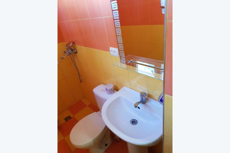 Двухместный с душем и туалетом, улица Шевченко, 14, Геленджик - Фотография 3