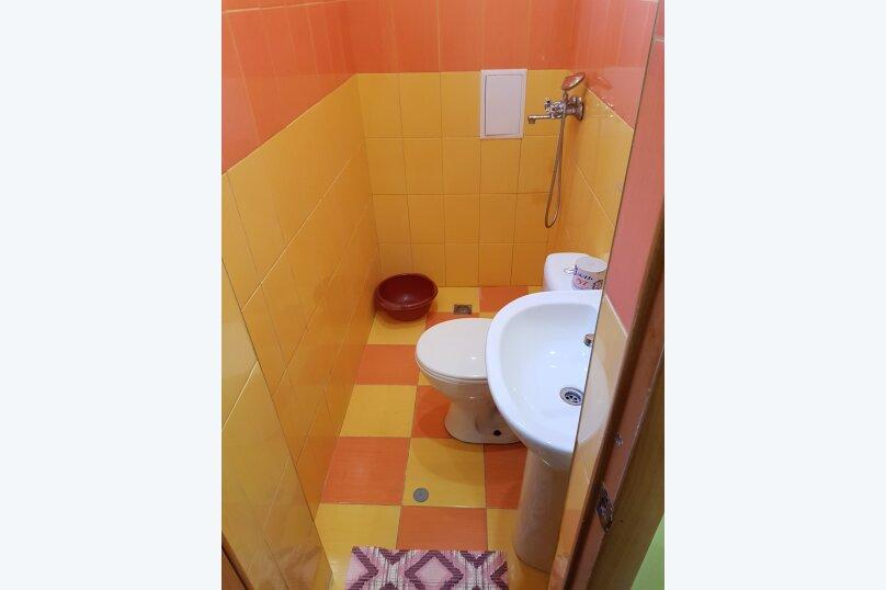 Двухместный с душем и туалетом, улица Шевченко, 14, Геленджик - Фотография 4