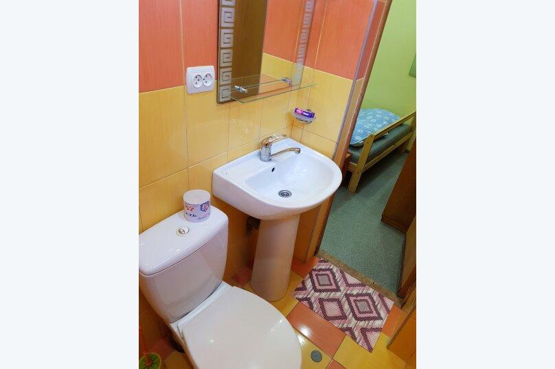 Двухместный с душем и туалетом, улица Шевченко, 14, Геленджик - Фотография 5