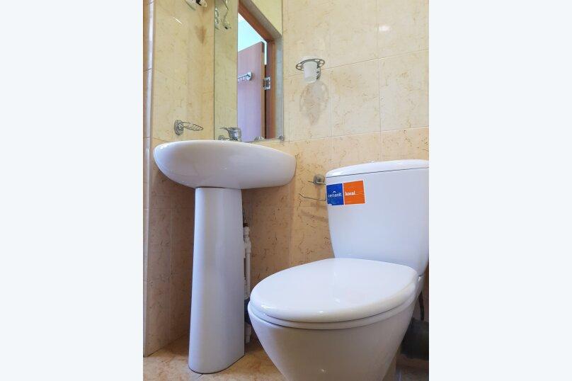 Трехместный с душем и туалетом, улица Шевченко, 14, Геленджик - Фотография 2