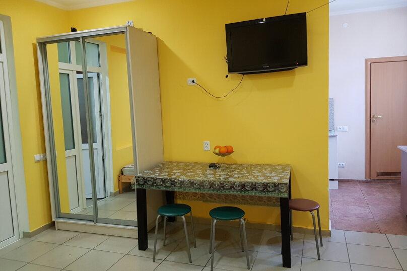 Четырехместный с кухней, душем и туалетом, улица Шевченко, 14, Геленджик - Фотография 4