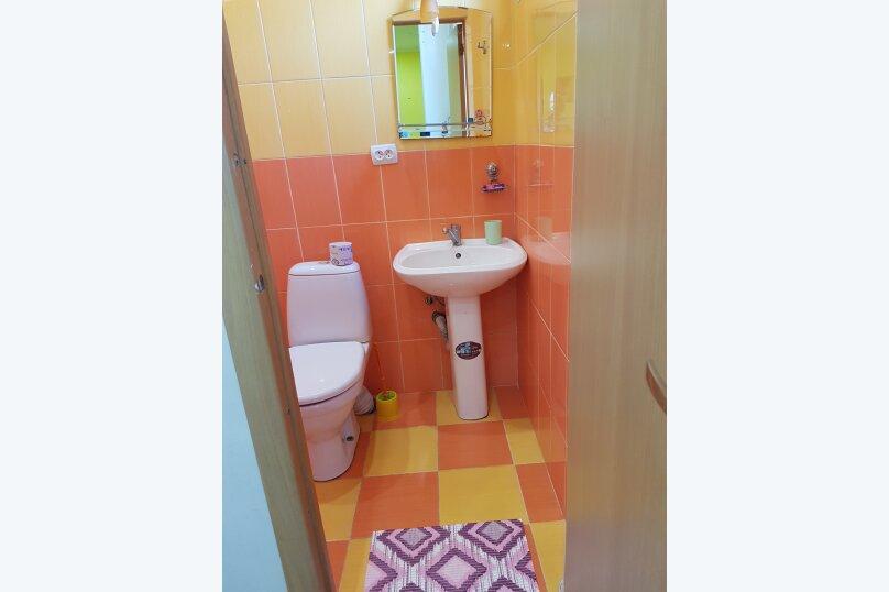Четырехместный с кухней, душем и туалетом, улица Шевченко, 14, Геленджик - Фотография 7
